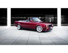 The Legend ! BMW E30 by Tarkan T. Bmw E30 320i, Bmw E30 Cabrio, Bmw Alpina, Bmw E30 Convertible, Bmw 325, Bmw Classic Cars, Bmw 2002, Bmw 3 Series, Bmw Cars