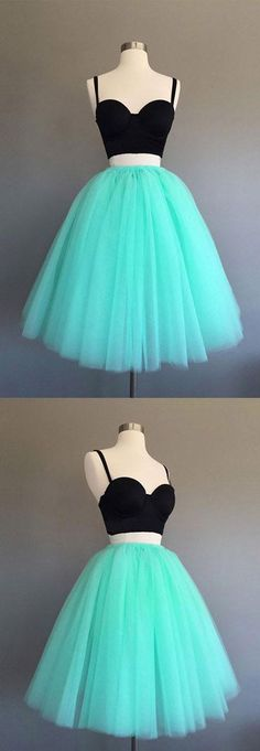 Charming Prom Dress, A Line Prom Dresses,Tulle Homecoming