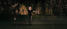 """""""Melancholia"""" casts the end of the world  as beautiful and strangely uplifting (which is a feat for a film largely about depression)."""