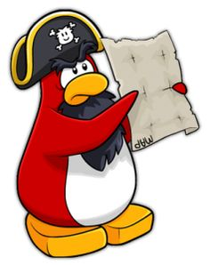 How to Dress Like Rockhopper in Club Penguin