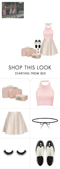"""kiss me again"" by badgalyezi ❤ liked on Polyvore featuring CARGO, Acne Studios, Lilou and ASOS"