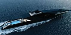 Black Swan #Superyacht!  #yachting #yachtparty #vacation