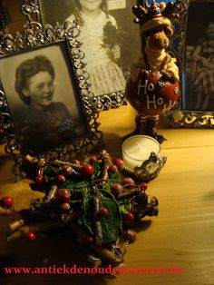 Christmas details in our shop (2014) Boyds and Clayre & Eef collections.