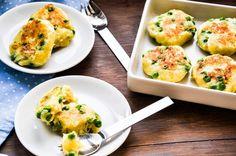 Kartoffel Erbsen Taler Tiny Spoon