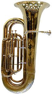 Tuba (I secretly harbour visions of playing my kids (if I have any) lullabies on a tuba, in a house in a country (if I ever get to live in one). Obviously my husband (if he exists) will be really into this.. There'll also be a smaller, front-bell tuba or a baritone like the one which Beirut use.