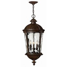 Hinkley Lighting Windsor Hanging Outdoor Lantern