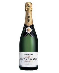 Moët & Chandon NV White Star | best champagnes under $50