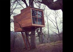 De boom in - de vetste boomhutten - Wonen voor Mannen