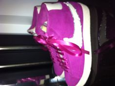 Nike blazers crystal covered by Lace Boutique