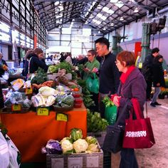 Saturday - 13/9/14  Eveleigh Farmers Market is an award winning market at Carriageworks. Taste and shop the freshest produce from more than 70 farmers and enjoy the most amazing food and coffees. http://www.eveleighmarket.com.au/