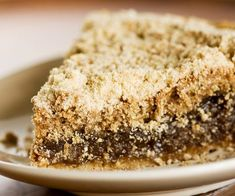 Shoofly pie is a fluffy molasses pie that's a traditional dessert here in Lancaster County, PA.