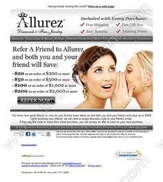 1000 images about email designs on pinterest email for Refer a friend email template