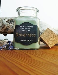 Christmas Special: Spend 40$ and get a mini version for free with your order!  ********************************** Go wherever you like and visit the most beautiful places with our city-inspired line of scented soy candles! The perfect gift for any travel lover, our soy candles capture the spirit of the city and transform your home into your next holiday spot!  Inverness: Inverness is the northernmost city of Scotland and right in the middle of the Highlands. The scent of smoke still hangs in… Most Beautiful, Beautiful Places, Next Holiday, Inverness, Highlands, Soy Candles, Scotland, Mason Jars, Middle
