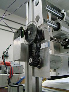 This machine was developed in the course of Mechatronic Systems at Master's program in Mechatronics Engineering at Polytechnique School - Federal University of Bahia (UFBA), Brazil.