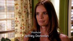 """Producer Jeffrey Donovan, Burn Notice """"No Good Deed"""" Season 5, Episode 4, 2011."""