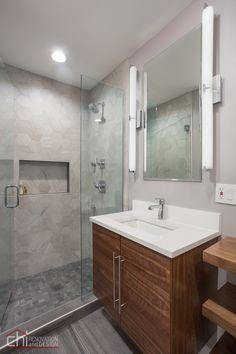 Lincoln Park Bath #bathroom  Chi Renovation & Design #design Entrancing Bathroom Designer Chicago Design Inspiration