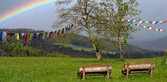 Rangjung Yeshe Gomde, Scharnstein, Austria