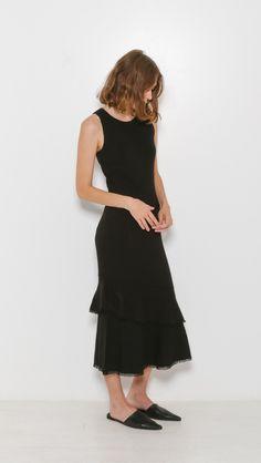 Theory Nilimary Maxi Dress | The Dreslyn