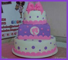 Bolo Barbie | Flickr – Compartilhamento de fotos!