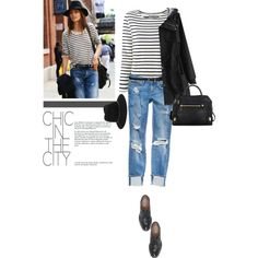 Look Chic In The City @botkier Style And The #Honore #Satchel #Handbag., created by irishrose1 on Polyvore