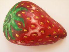 Rag Crafts: Painted Stones