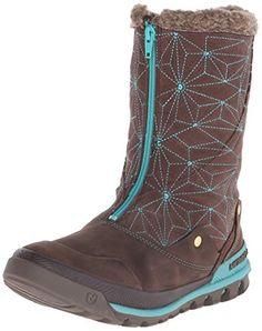 1d24bd6fe087 Merrell Women s Silversun Zip Waterproof Boot
