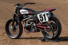 Indian Motorcycle Makes History Again with Racing Debut of Indian Scout FTR750…