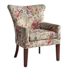 Ginny Arm Chair  Chair, not the print.
