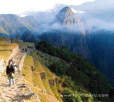 Inca Trail Machu Picchu tours, 4 days Inca Trail http://www.machupicchu-tours-peru.org/adventure/inca-trail-hike-4-days