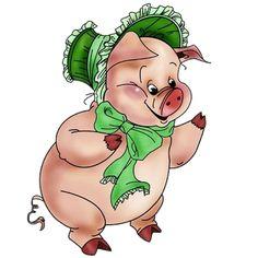 funny clip art animals - Pesquisa Google