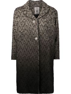 Shop Leur Logette ombré coat in Tender from the world's best independent boutiques at farfetch.com. Over 1000 designers from 60 boutiques in one website.