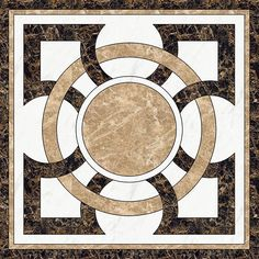 Water Jet Medallion - DHY stone,granite and marble supplier,china stone factory,. Granite Flooring, Stone Countertops, Stone Flooring, Granite Slab, Stone Mosaic Tile, Marble Tiles, Mosaic Tiles, Marble Floor, Floor Patterns