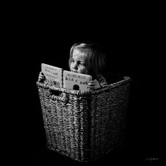 Writing Prompt: Did you have a reading hideout as a child? What was it like? The reader by Michel Franck