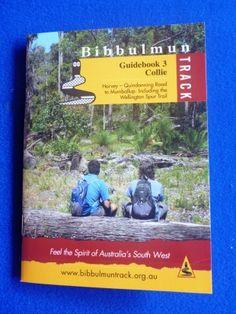 Guidebook 3 - Collie | Bibbulmun Track Guide Book, Collie, Track, Australia, Baseball Cards, Feelings, Shop, Runway, Truck