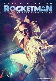 Directed by Dexter Fletcher. With Taron Egerton, Jamie Bell, Richard Madden, Bryce Dallas Howard. A musical fantasy about the fantastical human story of Elton John's breakthrough years. Jamie Bell, Bryce Dallas Howard, Richard Madden, Dexter, Best Movies Of 2019, Good Movies, Saddest Movies, Kingsman, Rocketman Movie
