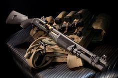 Full Of Weapons: Salient Arms International Benelli M3