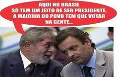 Lula não pode ocultar o que não tem