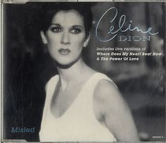"For Sale - Celine Dion Misled UK  CD single (CD5 / 5"") - See this and 250,000 other rare & vintage vinyl records, singles, LPs & CDs at http://eil.com"