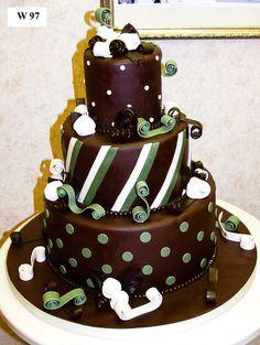 Carlo's Bakery - Modern Wedding Cake Designs