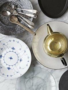 Blå detaljer - De 50 fineste til kjøkkenbenken - Bo-Bedre.no