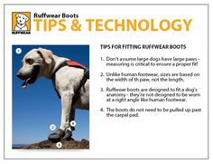 Ruffwear Grip Trex™ Dog Boots. Dog boots for Ringo, maybe it will help him, stop him from chewing his paws.