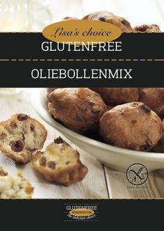 * NEW en NU verkrijgbaar *   Limited Edition Lisa's choice Oliebollenmix voor de lekkerste #glutenvrije en #biologische Oliebollen :-) http://www.glutenfreewebshop.com/limited-edition-lisas-choice-oliebollenmix.html