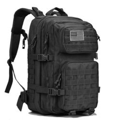 Military Tactical Backpack Large Army 3 Day Assault Pack Molle Bug Out Bag Description Desc.:Military Tactical Backpack Large Army 3 Day Assault Pack Bug Out Ba Molle Bag, Molle Backpack, Survival Backpack, Backpack Bags, Survival Gear, Survival Life, Survival Equipment, Urban Survival, Outdoor Survival