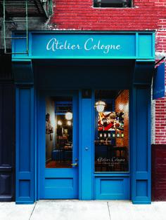 ATELIER COLOGNE magic blue store