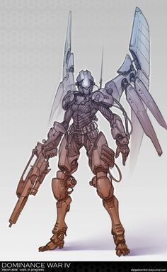 recon elite concept.... wait... Recon? ...ELITE recon?? as in LEPrecon??? (sorry, the wings just reminded me of AF)