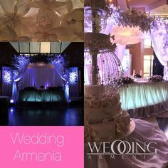 VIP Weddings of Armenia with paper flowers decoration. http://weddingarmenia.com/en/vip-weddings/