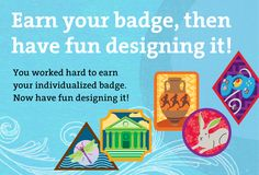 Make Your Own Badge | Girl Scouts. As a Girl Scout Junior, you can make your own badge once a year. It's a great way to learn something you've always wanted to know!