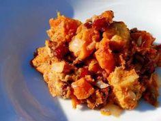 Roasted sweet potato stuffing, Recipe by Sweetwatercooks - Petitchef