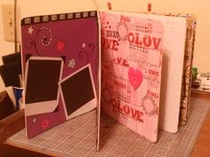 And this is life memory book by IFeltItUp on Etsy, $16.00