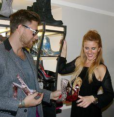 Bei Unique Shoes in der Ledererstraße in München bekommt man die schönsten Designer High Heels aus Italien #München #ConceptStore #Schuhgeschäft
